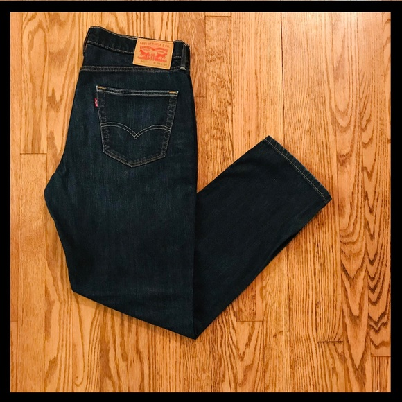 Levi's Other - Levi's 541 Athletic Muscle Man Jeans Sz 34 (35x31)